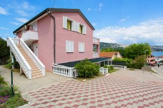 Apartmány Baška, Krk - Chorvatsko