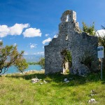 Kostel sv.Petra, ostrov Krk