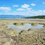 Soline - léčivá bahna, ostrov Krk