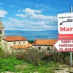 Kostel sv.Marek, Krk