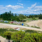 Písečná pláž sv.Marek, ostrov Krk