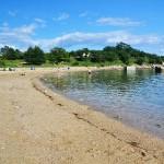 Piesočná pláž sv.Marek, Krk