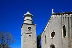 Kostel v Punatu, Krk - Chorvatsko