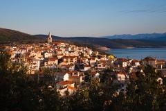Letovisko Vrbnik, Krk - Chorvatsko