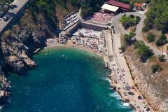 Pláže v romantických zátokách, Krk - Chorvatsko