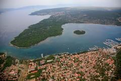 Letovisko Punat ostrov, Krk - Chorvatsko
